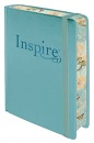 NLT Inspire Bible: The Bible for Creative Journaling (Large Print)