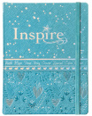 Inspire For Girls NLT: The Bible for Coloring & Creative Journaling