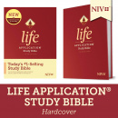 NIV Life Application Study Bible, Third Edition Tyndale with Updated Notes and Features