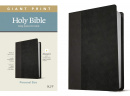 KJV Personal Size Giant Print Bible, Filament Enabled Edition (Black/Onyx)