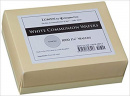 Communion Wafers, White (Box of 1000)