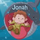 Jonah, Little Bible Heroes Board Book