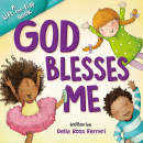 God Blesses Me: Lift-A-Flap Book