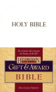KJV Gift & Award Bible, Imitation Leather: White