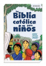 La Biblia Catolica Para Ninos (Spanish Bible for Children) image