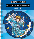 Sticker By Number: Bible
