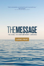 The Message: The Bible in Contemporary Language (Outreach Edition, Large Print)