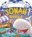 Jonah and the Whale Board Book (With Handle)