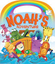 Noah's Adventure Board Book (With Handle)