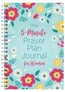 The 5-Minute Prayer Plan Journal for Women