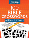 100 Crosswords without Clues (Large Print)