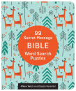 99 Secret Message Bible Word Search Puzzles: A New Twist on a Classic Favorite!