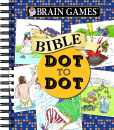 Brain Games® Bible Dot to Dot