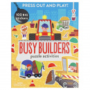 Busy Builders: Puzzle Activities