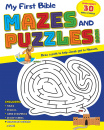 My First Bible Mazes and Puzzles Book