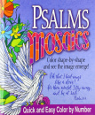Color By Number: Psalms Mosaics
