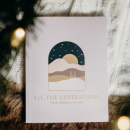 All the Generations Advent + Christmas Devotional
