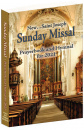 St. Joseph Sunday Missal Prayerbook and Hymnal 2021
