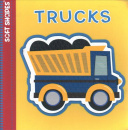 Trucks (Soft Shapes) Bath Books