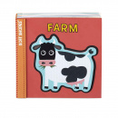 Melissa & Doug Children's Book - Soft Shapes: Farm