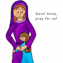 Magnet: St. Anne