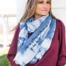 Redefining Strong Tie Dye Scarf