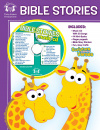 Bible Stories Workbook & CD