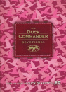 Duck Commander Devotional: Hardcover | Pink Camo