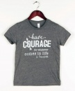 Have Courage, St. Teresa of Avila, Youth T-shirt (Large)