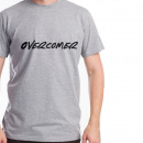 Overcomer T-Shirt (Grey, Large)