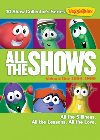 All The Shows Vol. 1 (Revised)