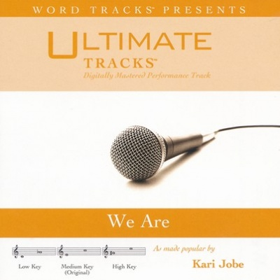 We Are (Ampb: Kari Jobe)