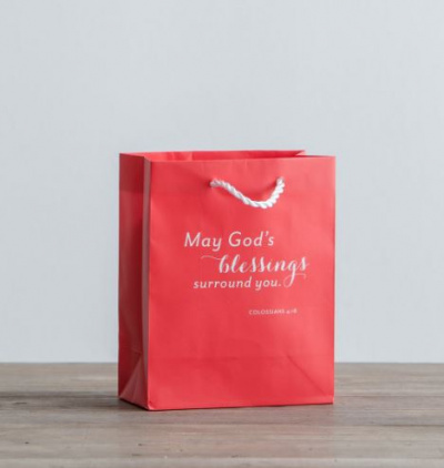 Gift Bag: May God's Blessings Surround You (Small)