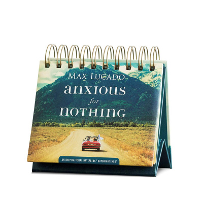 Anxious for Nothing Perpetual Calendar