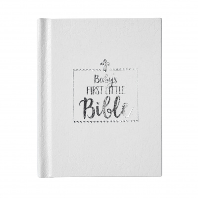 Baby's First Little Bible: White