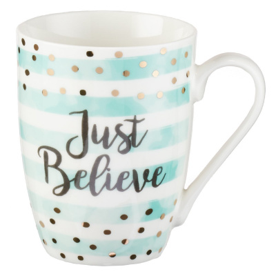 Just Believe Ceramic Mug