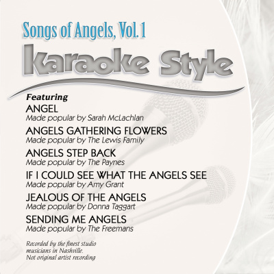 Karaoke Style: Songs Of Angels Vol. 1