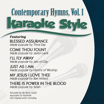 Karaoke Style: Contemporary Hymns Vol. 1