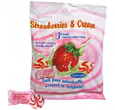 Candy: Strawberries & Cream