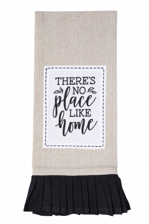 There's No Place Like Home Tea Towel