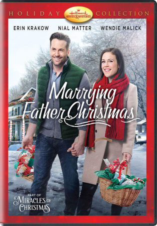 Marrying Father Christmas DVD