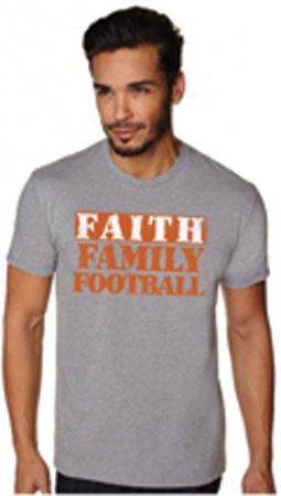 Faith Family Football: Texas | Large