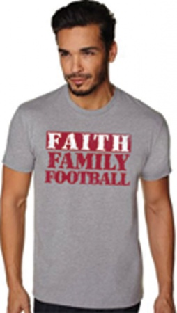 Faith Family Football: Alabama (XX-Large)