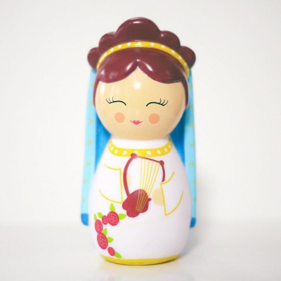 Saint Cecilia Shining Light Doll