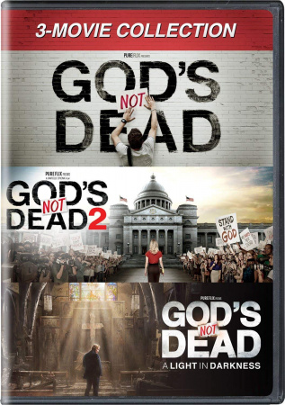 Gods Not Dead: 3 Movie Collection