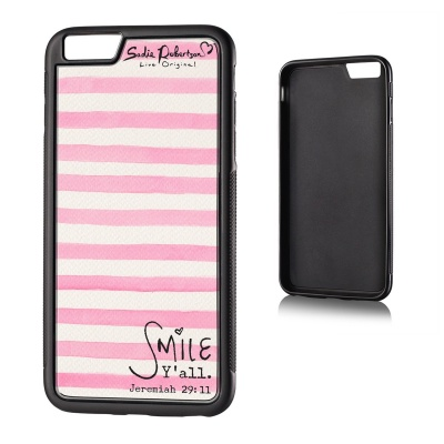 "iPhone 6 Plus Cell Phone Cover – SMILE Y'ALL by Sadie Robertson ""Live Original"""