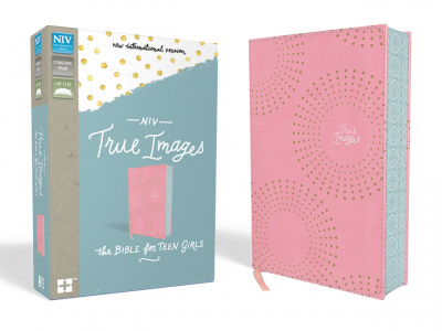 NIV True Images Bible: The Bible for Teen Girls