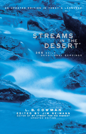 Streams in the Desert (Updated)