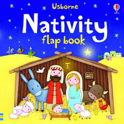 Nativity Flap Book