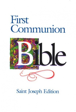 First Communion Bible Boys
